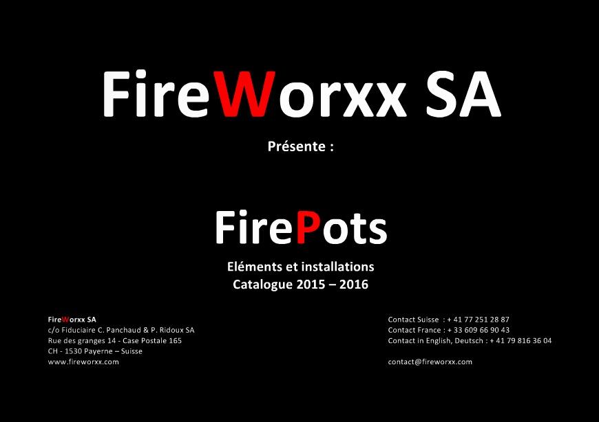 catalogue fireworxx
