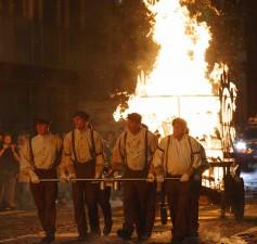 Parade de feux